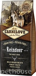 Carnilove Dog Adult Reindeer