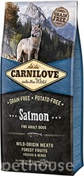 Carnilove Dog Adult Salmon