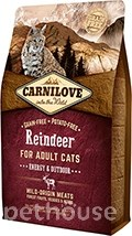 Carnilove Cat Reindeer Energy & Outdoors