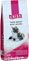 Criss Cat Adult Beef