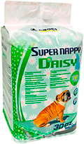 Croci Super Nappy Пеленки для собак, с ароматом ромашки