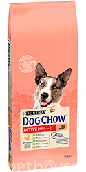 Dog Chow Active Chicken & Rice