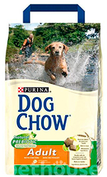 Dog Chow Adult Chicken & Rice