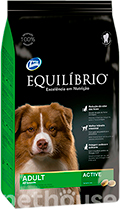 Equilibrio Dog Adult All Breeds Active