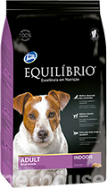 Equilibrio Dog Adult Small Breeds Indoor