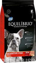 Equilibrio Dog Adult Sensitive Fish Skin