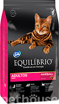 Equilibrio Cat Adult Hairball