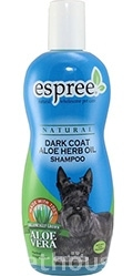 Espree Dark Coat Aloe Gerb Oil Shampoo - шампунь