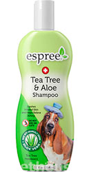 Espree Tea Tree & Aloe Shampoo - терапевтический шампунь для собак