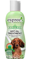 Espree Hot Oil Treatment - теплая маска для собак и кошек