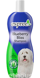 Espree Blueberry Bliss Shampoo - шампунь с маслом Ши и черникой для собак