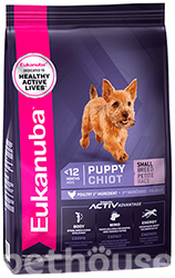 Eukanuba Puppy & Junior Small Breed Chicken