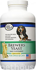 Four Paws Brewers Yeast with Garlic Flavour