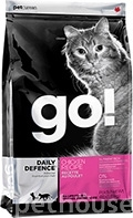 GO! Natural Daily Defence Chicken Cat Recipe