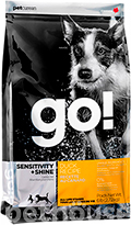 GO! Natural Sensitivity+Shine Duck Dog Recipe