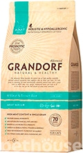 Grandorf 4 Meat & Brown Rice Adult Indoor Cat