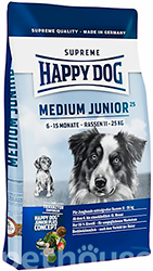 Happy dog Medium Junior 25