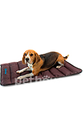Harley and Cho Коврик для собак Travel roll up mat Brown