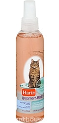Hartz Groomer's Best Waterless Cat Shampoo - шампунь