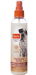 Hartz Groomer's Best Soothing Oatmeal Freshening Spray - освежающий спрей для собак