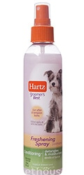 Hartz Groomer's Best Conditioning Freshening Spray - кондиционирующий спрей для собак
