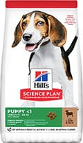 Hill's SP Puppy Medium Breed Lamb & Rice