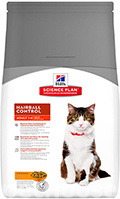 Hill's SP Feline Adult Hairball Chicken