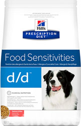 Hill's PD Canine D/D Salmon & Rice