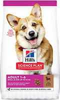 Hill's SP Canine Adult Small & Miniature Lamb & Rice