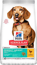 Hill's SP Canine Adult Small & Miniature Perfect Weight