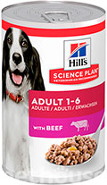 Hill's SP Canine Adult Beef