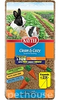 Kaytee Clean & Cozy Vegetable Garden - подстилка в клетку для грызунов