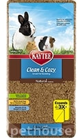 Kaytee Clean & Cozy Natural - подстилка в клетку для грызунов