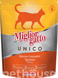 Migliorgatto Unico Adult Turkey