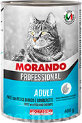 Morando Professional Cat Adult Fish & Shrimps
