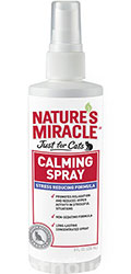 Nature's Miracle JFC No Stress Calming Spray Спрей-антистрес для котів