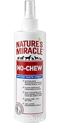Nature's Miracle No-Chew Deterrent Spray Спрей проти погризів для собак