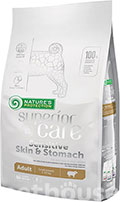 Nature's Protection Superior Care Sensitive Skin & Stomach Adult Small Breeds