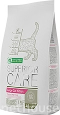 Natures Protection Superior Care Large Cat Kitten