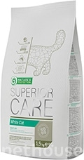 Natures Protection Superior Care White Cat