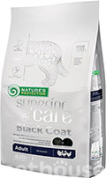 Nature's Protection Superior Care Black Coat Adult All Breeds