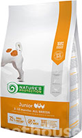 Nature's Protection Junior All Breeds (Medium)