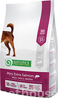 Nature's Protection Dog Mini Extra Salmon