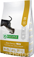 Nature's Protection Dog Mini Senior