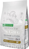 Nature's Protection Superior Care White Dog Small & Mini