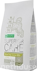 Nature's Protection Superior Care White Dog Small Breed Junior