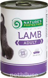 Nature's Protection Dog Adult Lamb