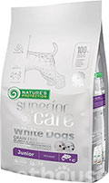 Nature's Protection Superior Care White Dog Grain Free Junior All Breeds