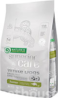 Nature's Protection Superior Care White Dog Grain Free Junior Small and Mini Breeds