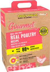 Natyka Gourmet Adult Small Dogs